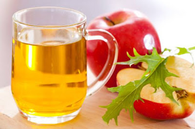 Vinagre de manzana para tu cabello