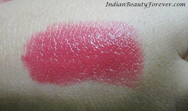 Avon Moisture Rich Rose lipstick
