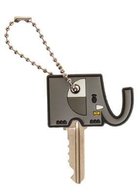 Rakjunk a kulcsra elefántot
