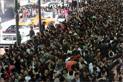 Shanghai Auto Show on This Weekend Seen On www.coolpicturegallery.us