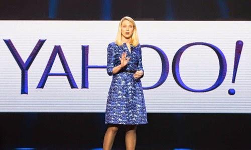 """""""Kiều nữ"""" một thời của Google trở thành người có công lớn trong việc vực dậy Yahoo như hôm nay. Ảnh: Mashable."""
