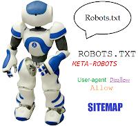 Cara Setting Robot.txt di Blog