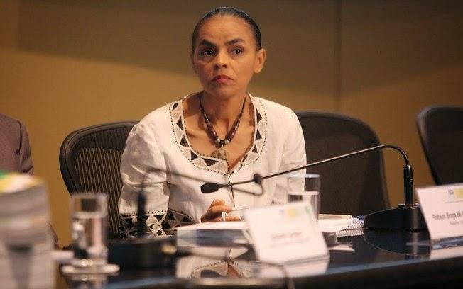 Ela era filiada ao Partido dos trabalhadores, foi ministra de Meio Ambiente no governo Lula....