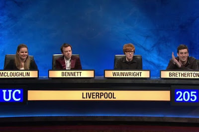 Liverpool University students beat rivals on University Challenge