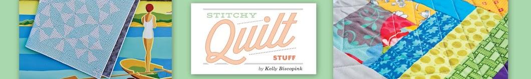 Stitchy Quilt Stuff