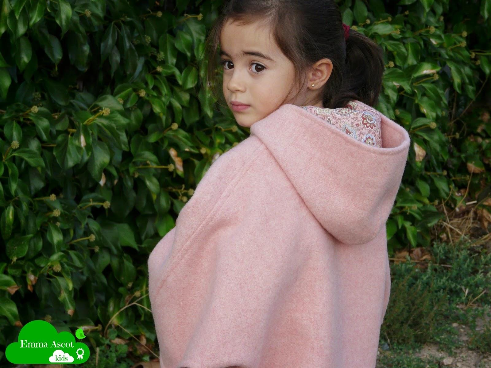Capa Caperucita rosa