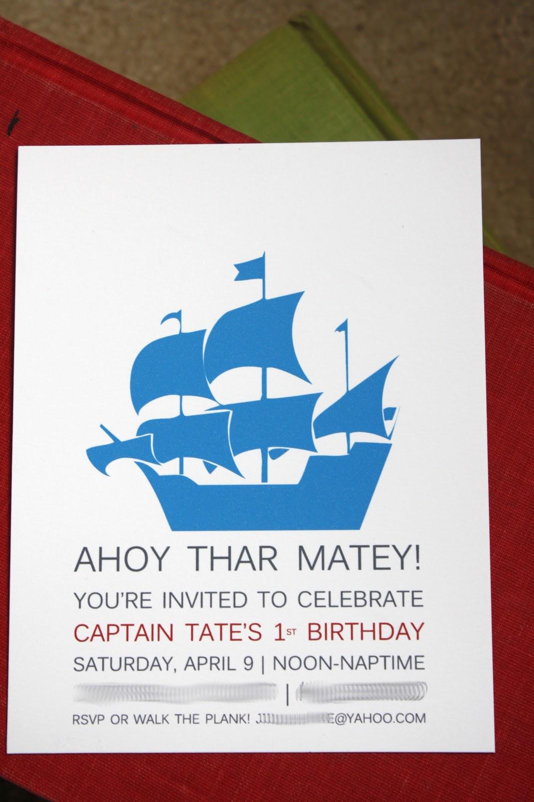 O Chickadee: Birthday Party Planning (Invitations and Zazzle!)