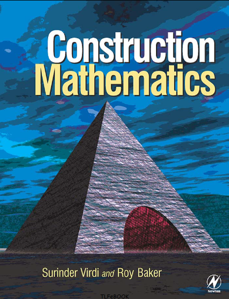 Book: Construction Mathematics by Surinder Singh Virdi, Roy T. Baker