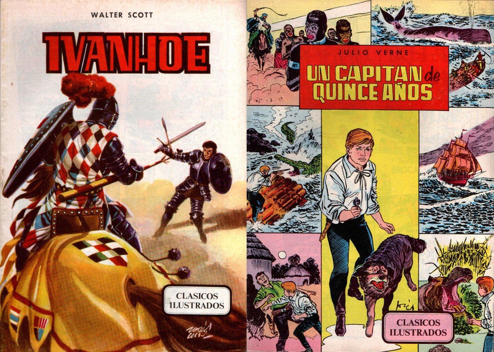 Clásicos ilustrados. Ed. Valenciana