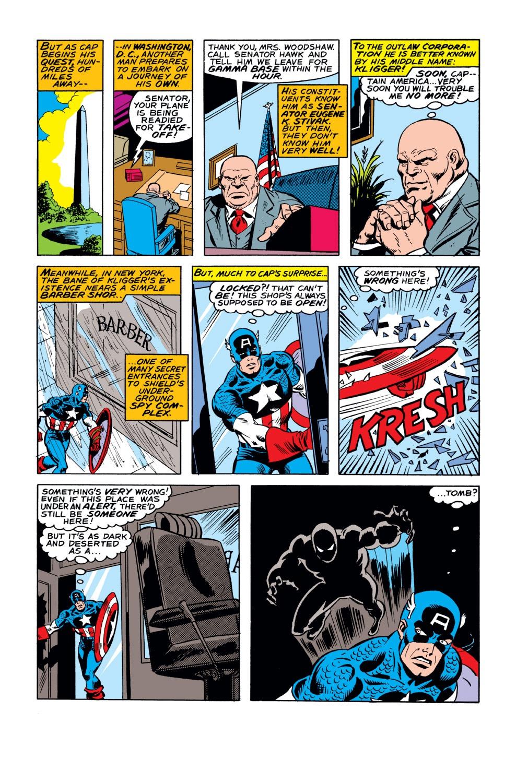 Captain America (1968) Issue #228 #142 - English 9