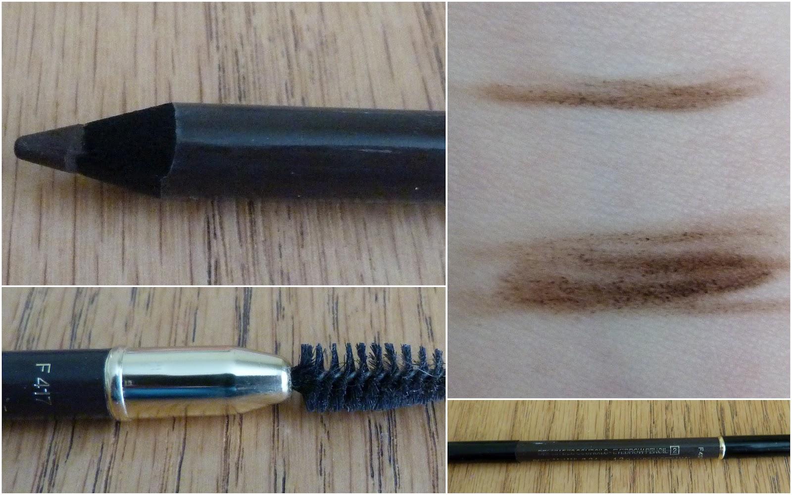 Ysl Dessin Des Sourcils Eyebrow Pencil Review Lovely Girlie Bits