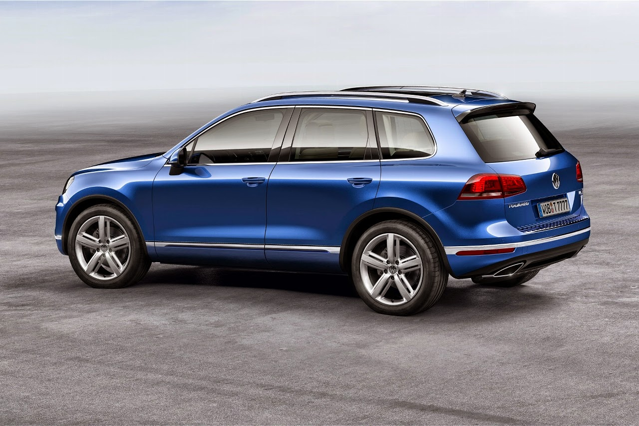 Volkswagen Touareg facelift - Slovenský kráľ ciest omladol
