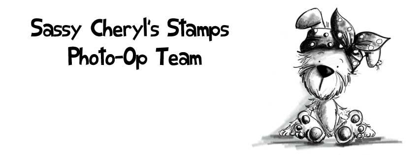 Sassy Cheryl Stamps
