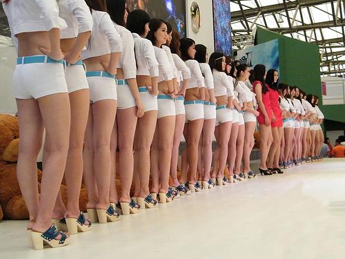 Gambar Foto Cewek Gadis China Yang Seksi dan Cantik