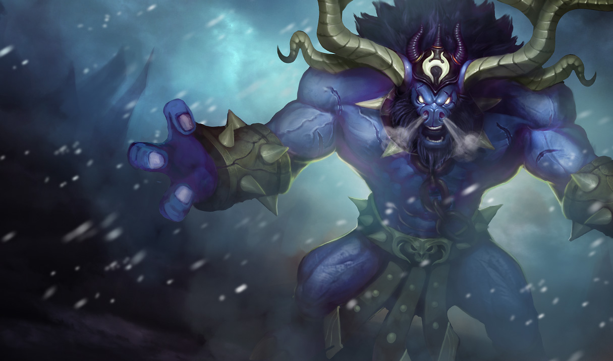 Unchained Alistar skin