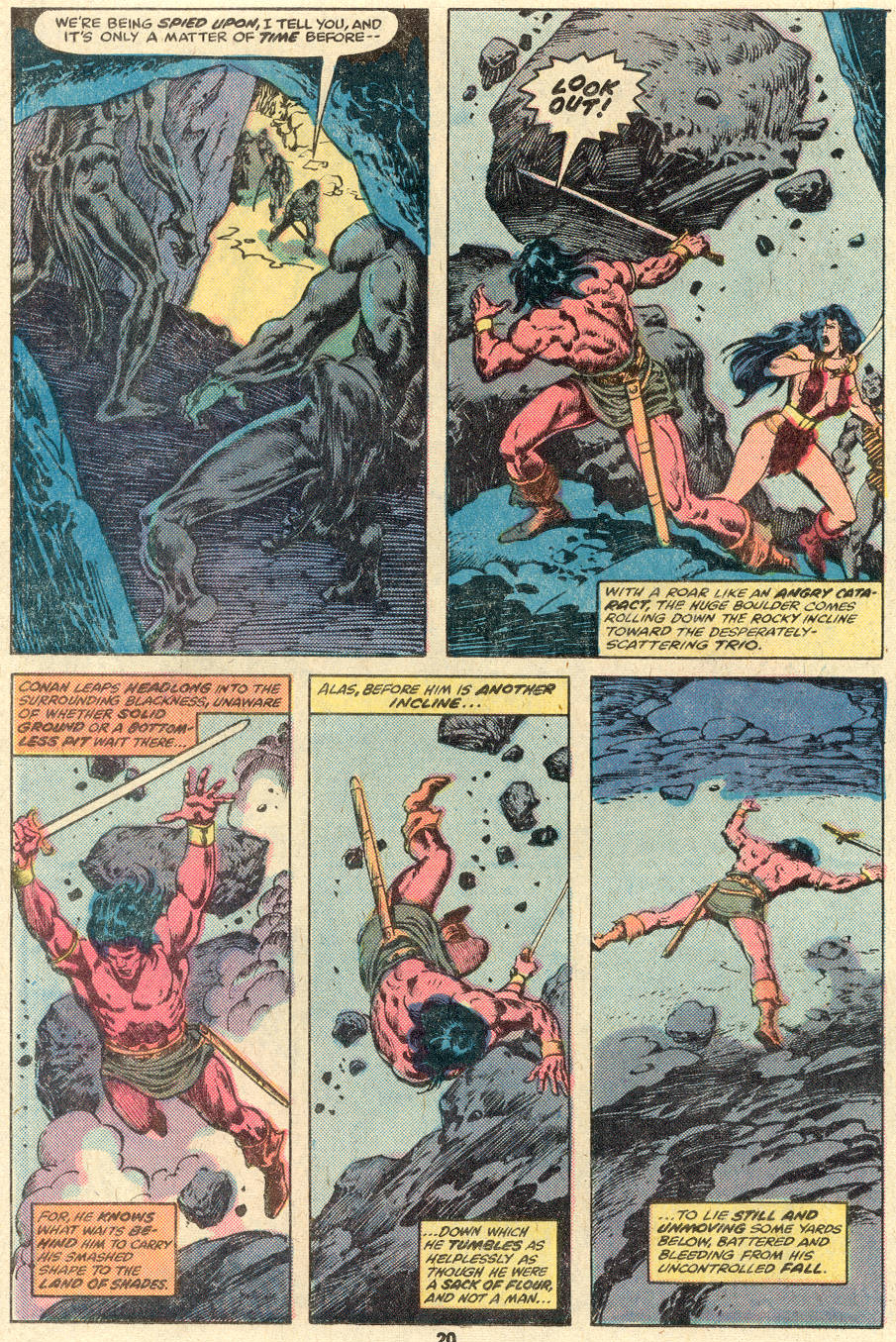 Conan the Barbarian (1970) Issue #89 #101 - English 13