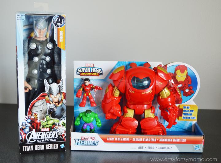 Walmart Toys For Boys Avengers : Avengers themed girl s night artsy fartsy mama