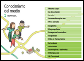 PDI Conocimiento del Medio Santillana