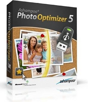 Ashampoo Photo Optimizer 5.4.0 Portable