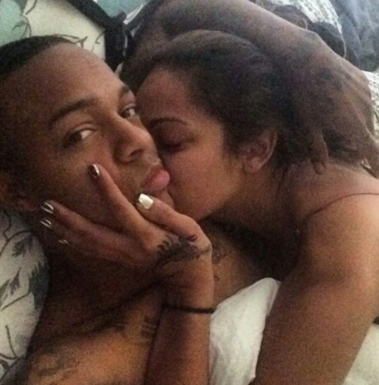 Erica Mena and Bow Wow relationship is fake
