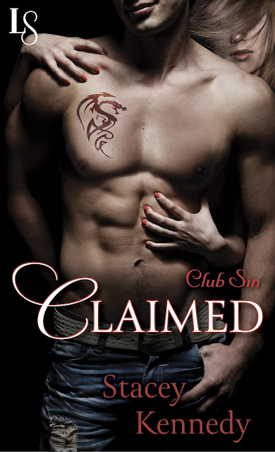 {Release Day Blitz} CLAIMED by Stacey Kennedy + Giveaway