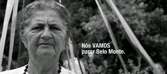 Antônia Melo: We will STOP Belo Monte.