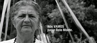 Antônia Melo: We will STOP Belo Monte.