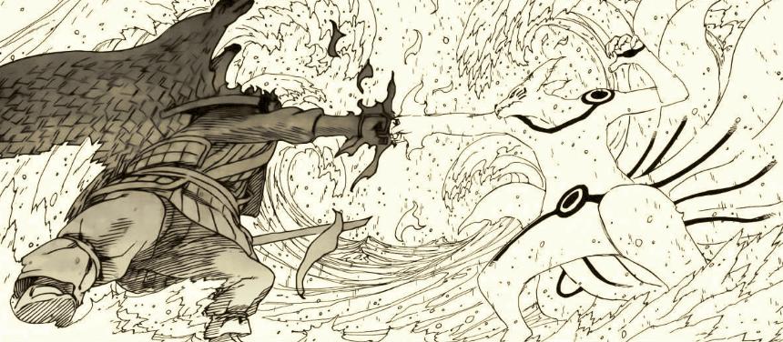 Komik Naruto 695 Bahasa Indonesia
