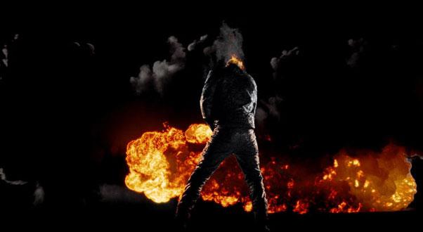 Pat Jackson's Podium: Ghost Rider: Spirit of Vengeance (2012) Ghost Rider Spirit Of Vengeance Blue Fire