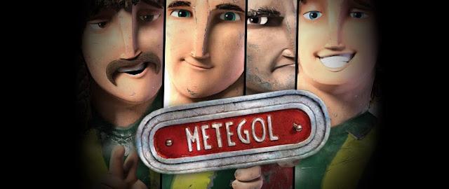 Metegol, una película de Juan José Campanella