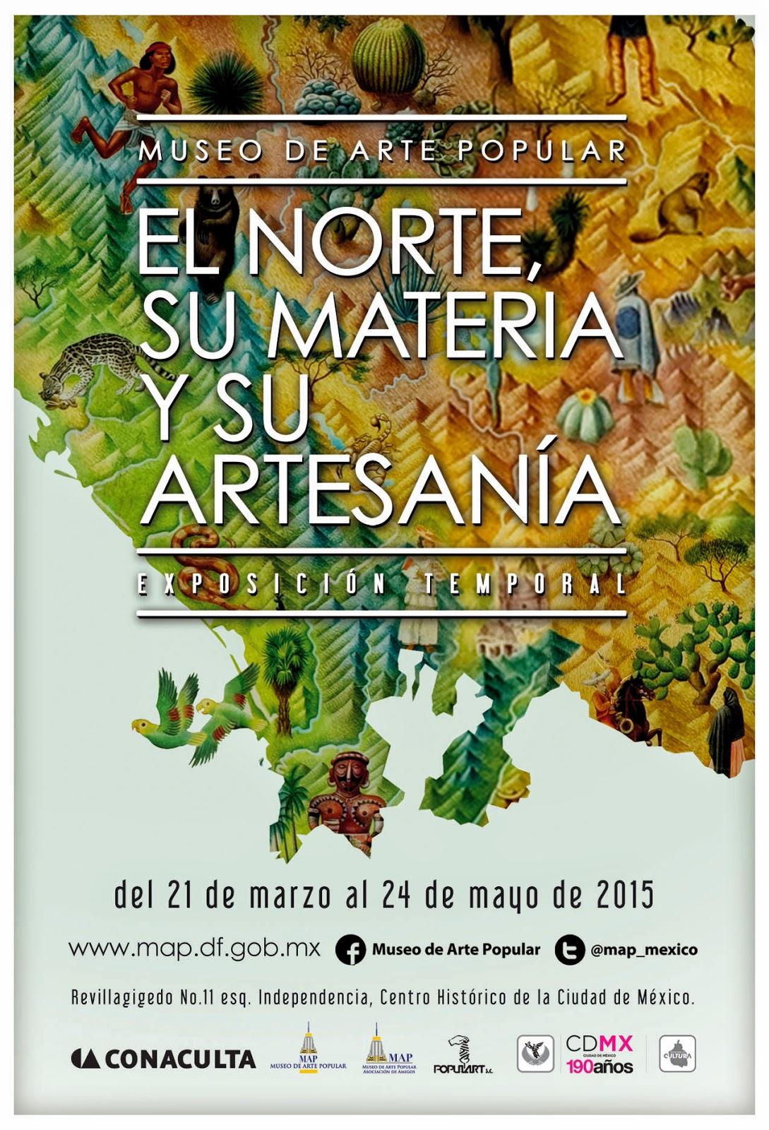 El arte popular del norte de México en el Museo de Arte Popular