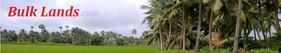 Bulk Land for sale India  Agriculture farm land near Hyd Bangalore  for  sale at BulkLands.com