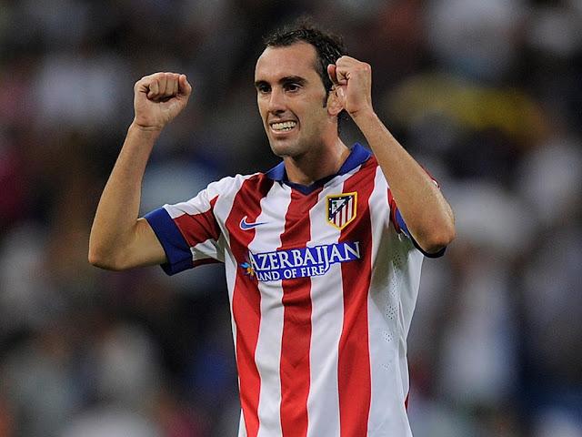 Godin optimis Atletico Madrid Bisa Bertambah Kuat