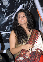 Tapsee at Shadow Trailer Launch