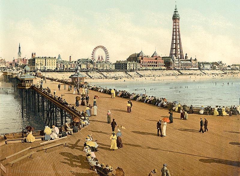 full picture: Blackpool United Kingdom