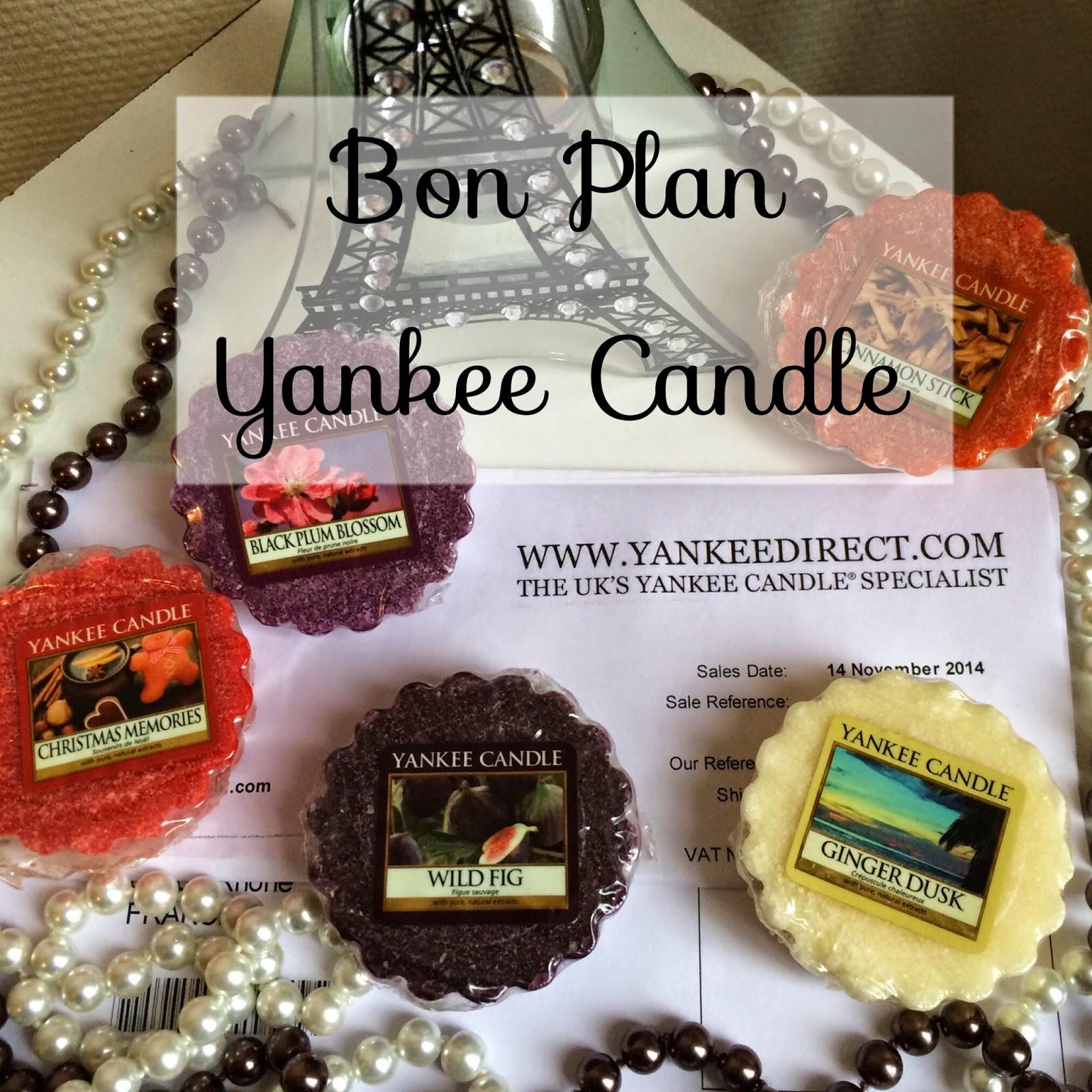misso make up addict anonyme bon plan yankee candle pas cher. Black Bedroom Furniture Sets. Home Design Ideas
