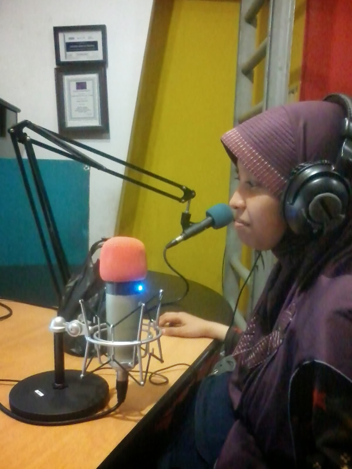 Sounding Interfaith Trajectory (Care), Jakarta Islamic Centre (JIC) Radio (Live)