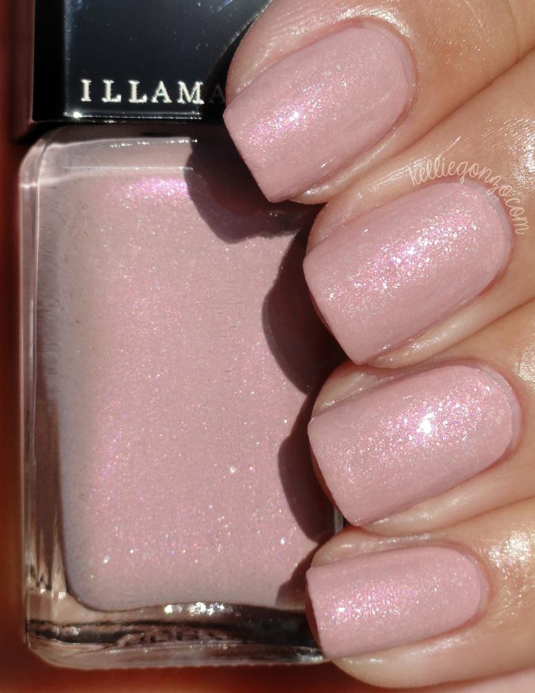 Illamasqua - Pink Raindrops