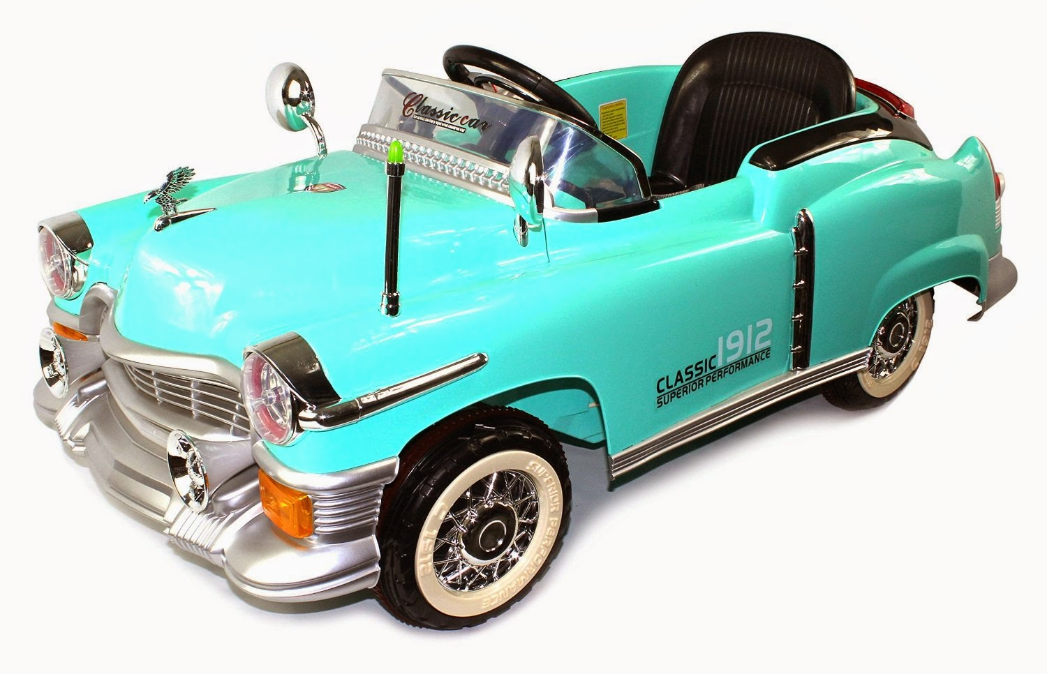 Classic 1912 Coupe Cruiser Children\'s Kid\'s Electric Powered ...