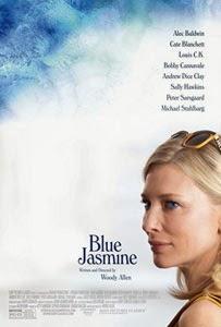 Poster original de Blue Jasmine