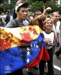 Venezuela pide libertad