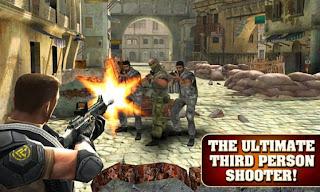 لعبة الاكشن و القتال كوماندو Frontline Commando