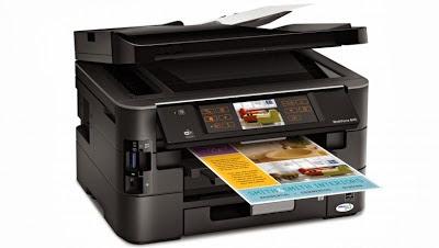 epson printer workforce