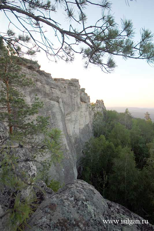 Гора Аракуль (Шихан). Челябинская область.