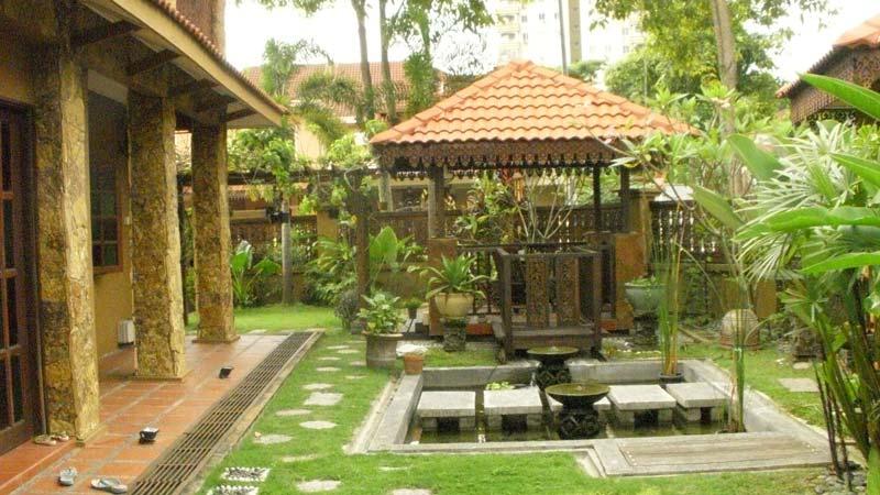 Bali style for Balinese garden design