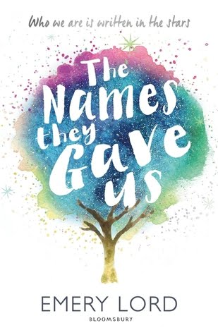"""THE NAMES THEY GAVE US"" BY EMERY LORD"
