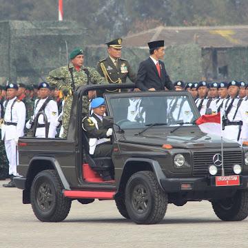 Banten Menjadi Tuan Rumah Perayaan HUT TNI ke-70