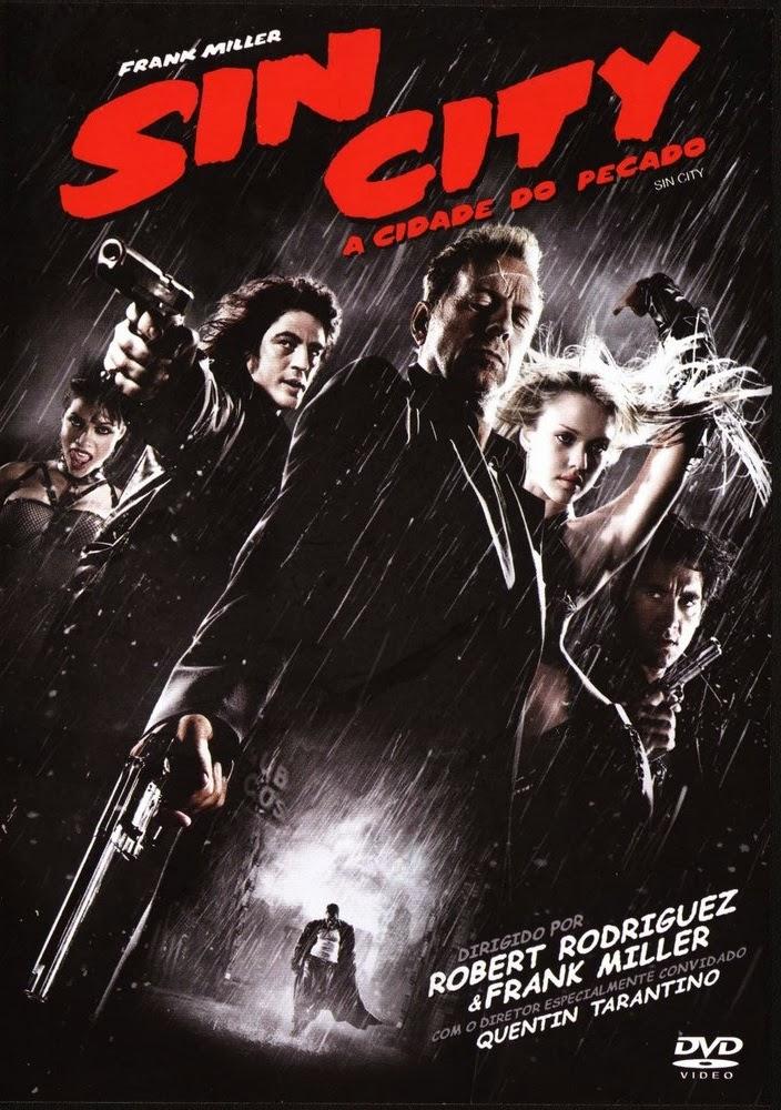 Sin City: A Cidade do Pecado – Dublado (2005)