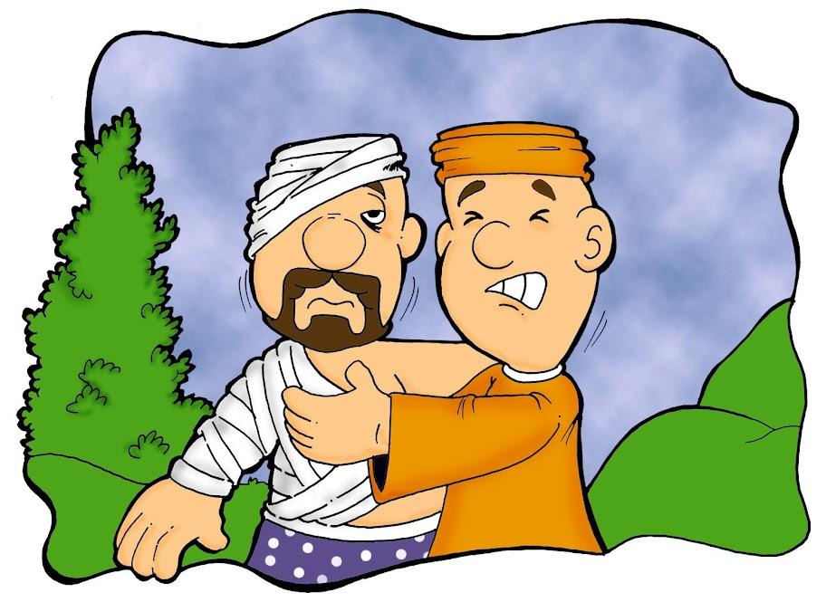 Sekolah Minggu Ceria: Orang Samaria yang murah hati (Lukas ...