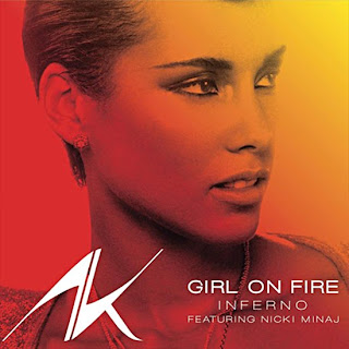 Alicia Keys - Girl On Fire (feat. Nicki Minaj) Lyrics
